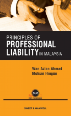 Principles of Professional Liability in Malaysia