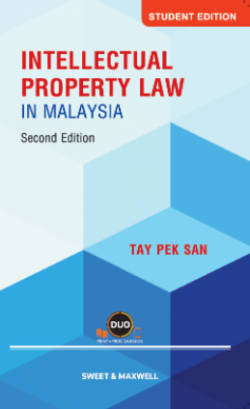 Intellectual Property Law in Malaysia - 2nd Edition (Student Edition)
