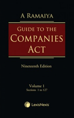 Guide to the Companies Act - 19th Edition (6 Vols)