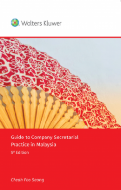 Guide to Company Secretarial Practice in Malaysia - 5th Edition