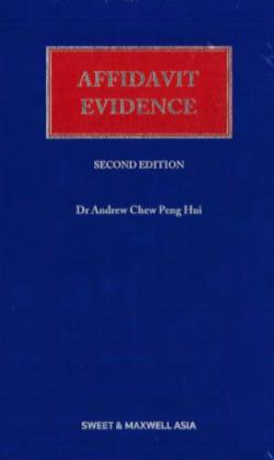Affidavit Evidence - 2nd Edition