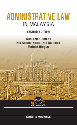 Administrative Law in Malaysia - 2nd Edition