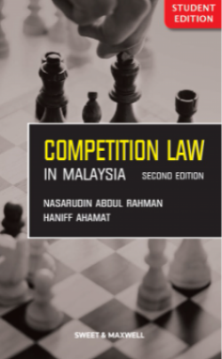 Competition Law in Malaysia (Student Edition)