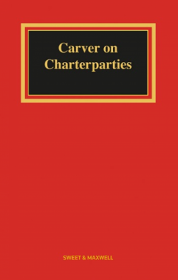 Carver on Charterparties - 2nd Edition