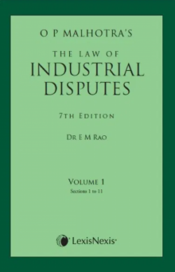 The Law of Industrial Disputes - 7th Edition (2 Vols)